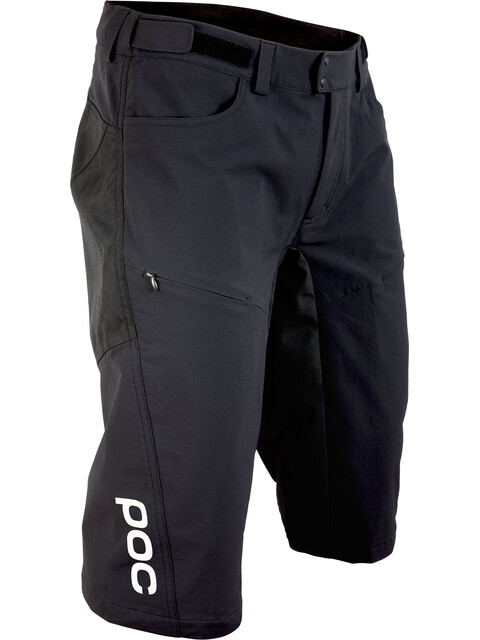 POC Resistance DH Shorts Men carbon black